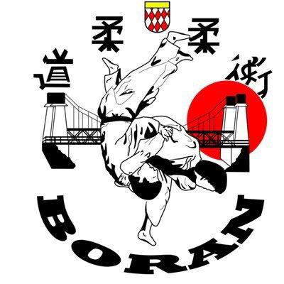 logo judo boran